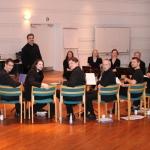 Collegium Vocale 2013